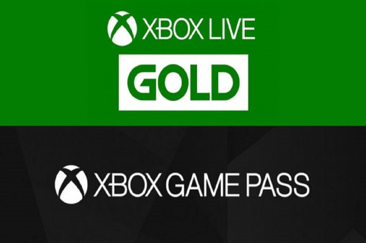 Xbox Live Gold y Game Pass