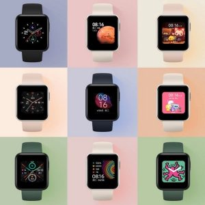 Redmi Watch colores