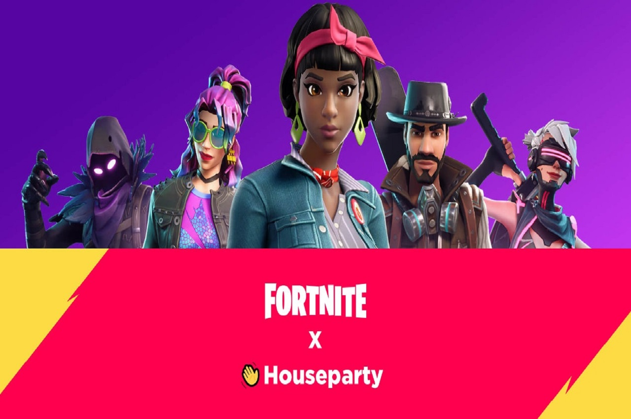 Videochat-Fortnite-Houseparty-funcion