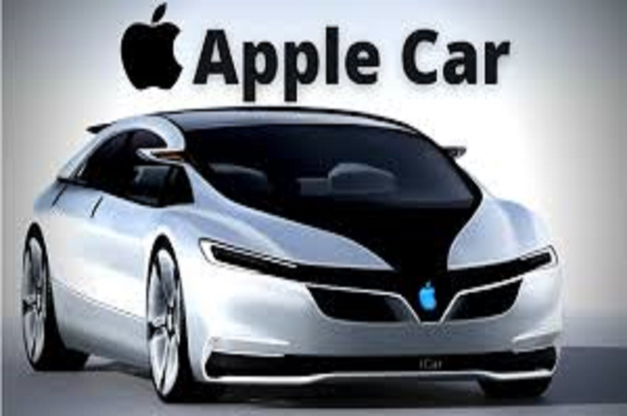 Carro de Apple