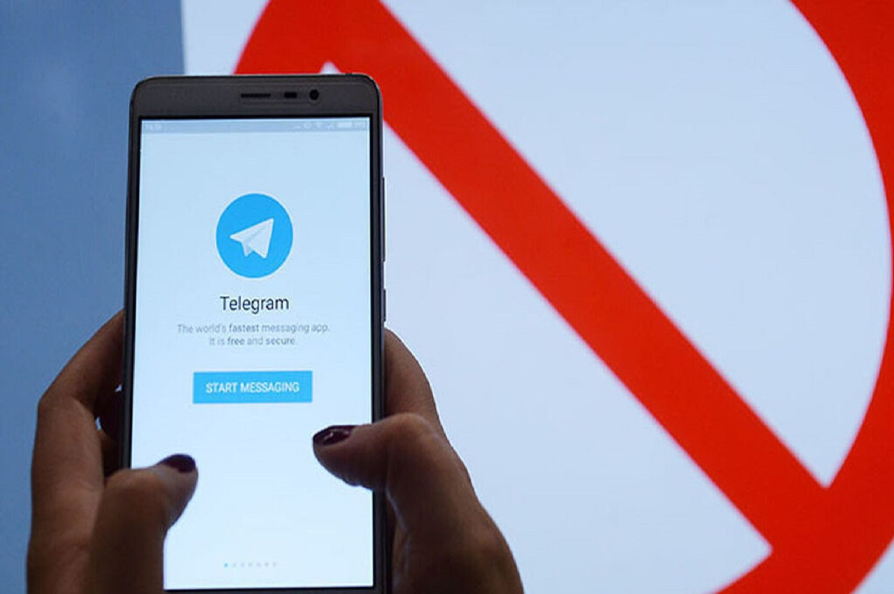 Apple Telegram demanda