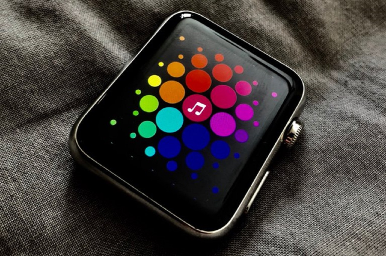 Apple Watch prototipo