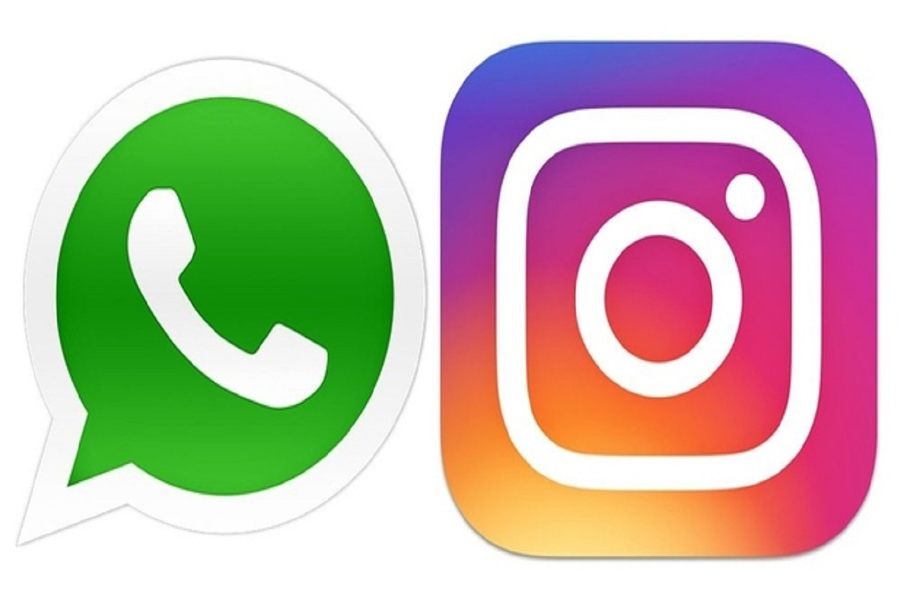 fusion WhatsApp Instagram
