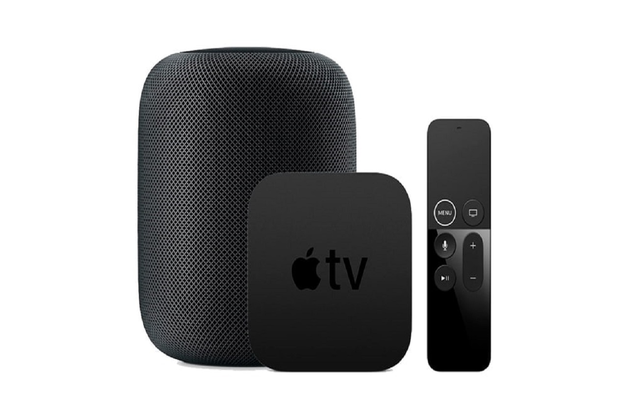 HomePod-con-el-Apple-TV